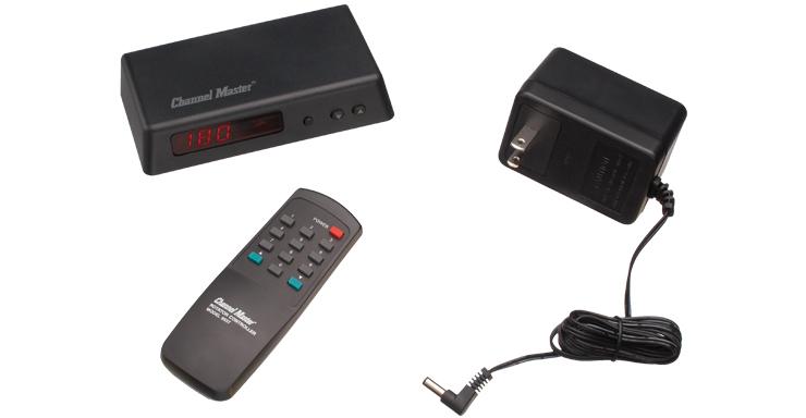 Tv Antenna Rotator With Remote | CINEMAS 93
