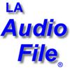 LA Audio File Logo