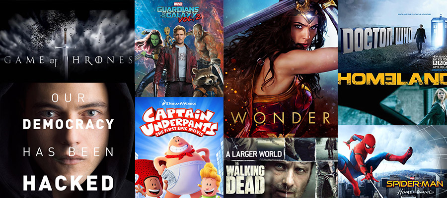 Vudu Movies & Shows