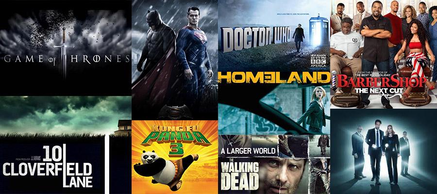 Vudu Movies & Shows