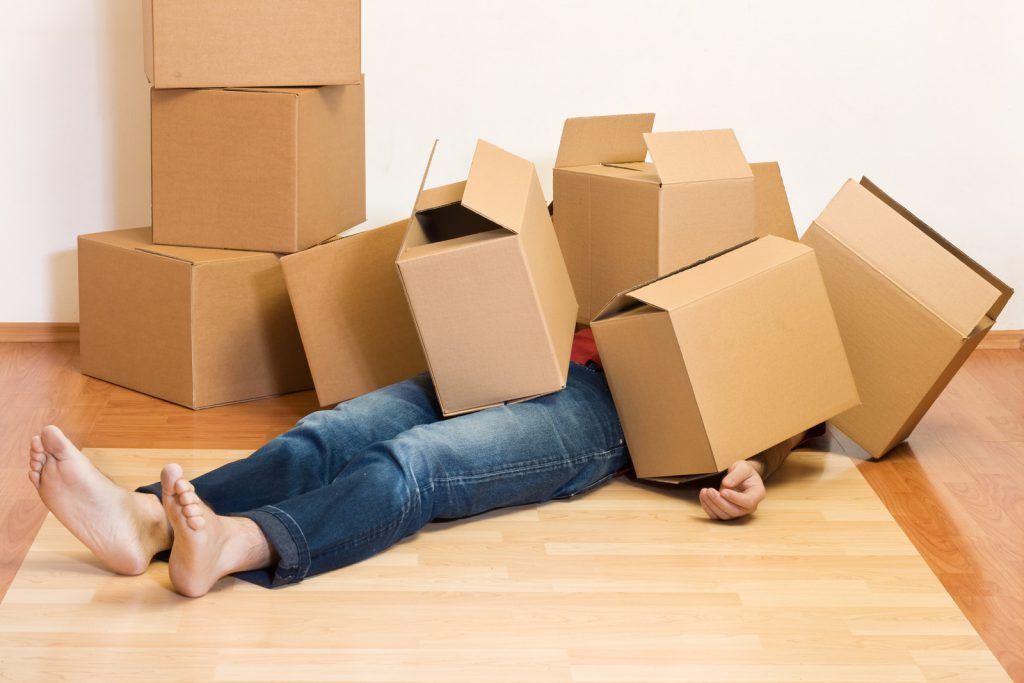 Moving? Cut the Cord