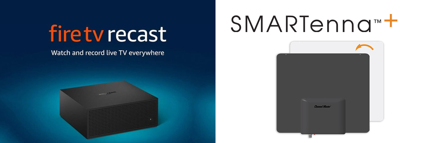 The Best Antenna for Amazon Fire TV Recast