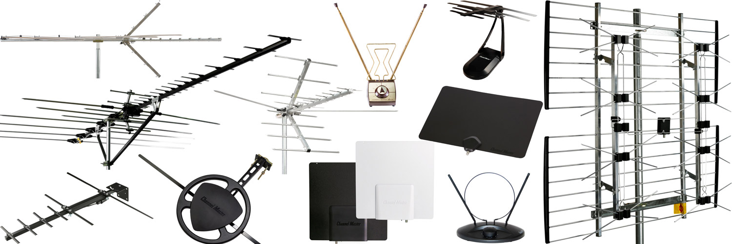 All TV Antennas Are Not Created Equal - The Ins and Outs of VHF, UHF and Directionality