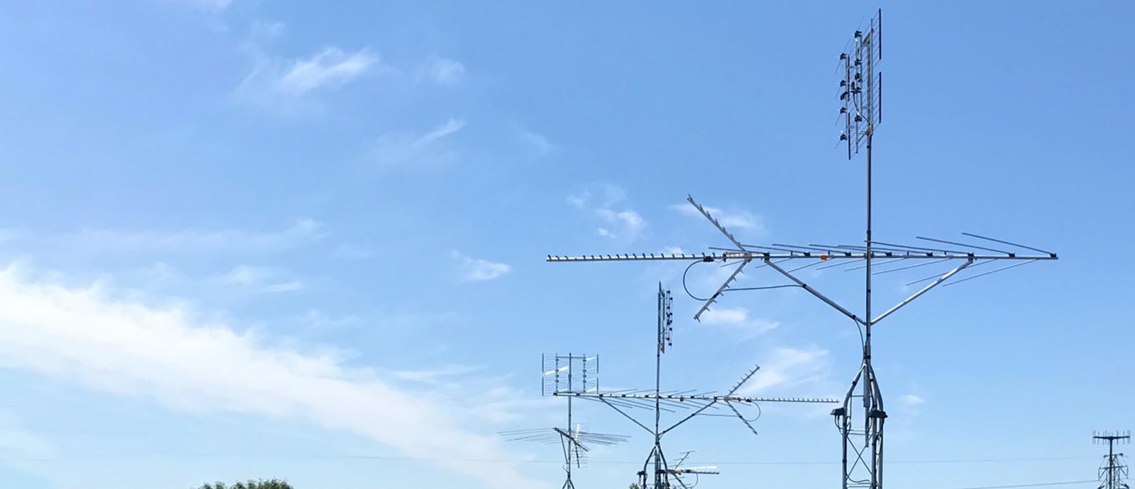 Combining Antennas